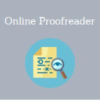 Online Proofreader
