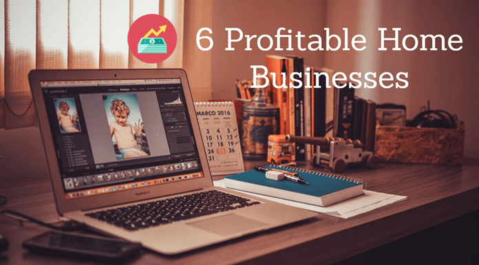 most profitable home businesses