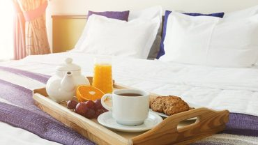 accommodation options when travelling