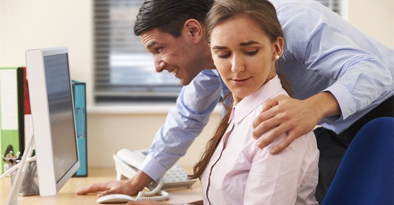 addressing sexual harassment at workplace