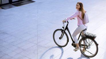 benefits of riding e bike