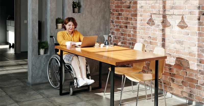 benefits with disabilities