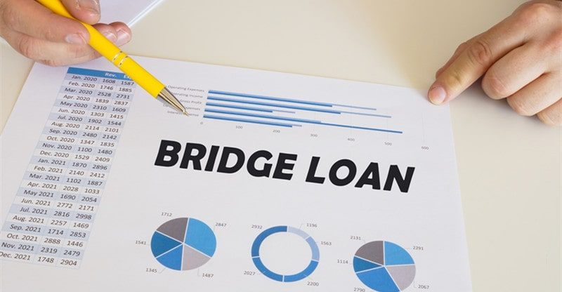 bridging loan for property development