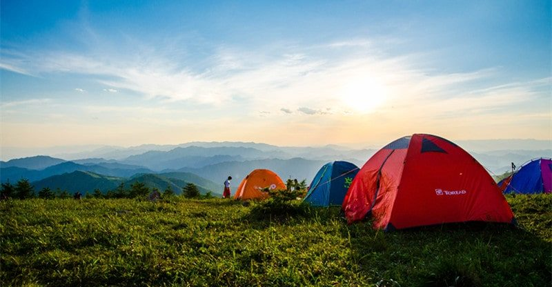 camping ideas for weekend
