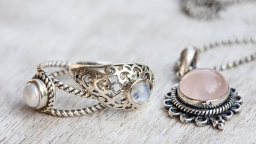 care for sterling silver jewelry