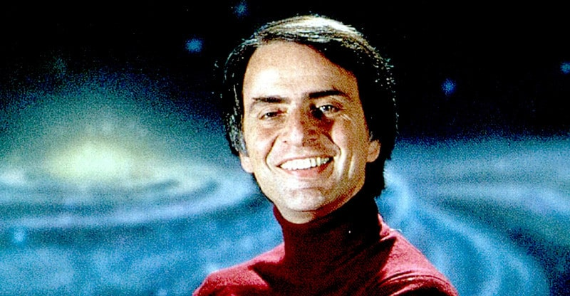 carl sagan quotes about earth