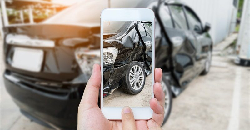 claim after car accident