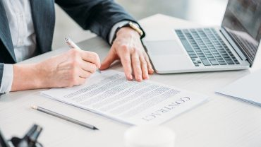 contract templates agreements