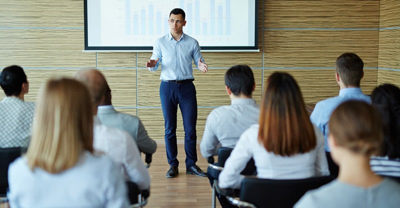 corporate training software