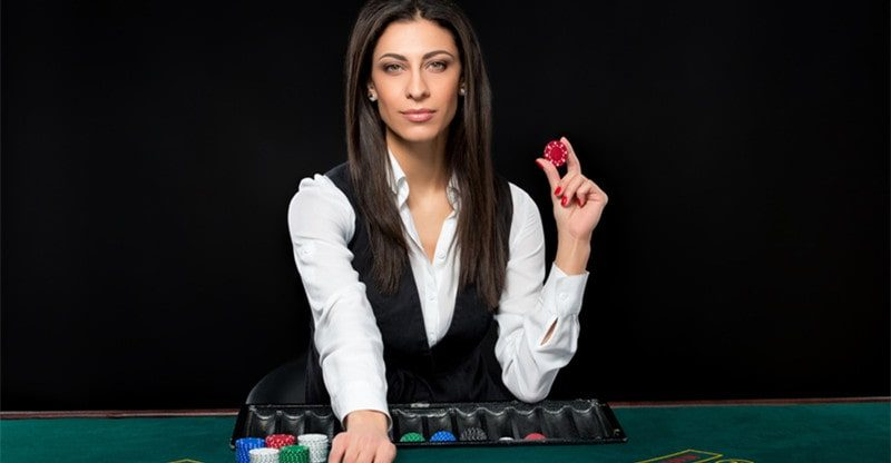 cruise casino dealer