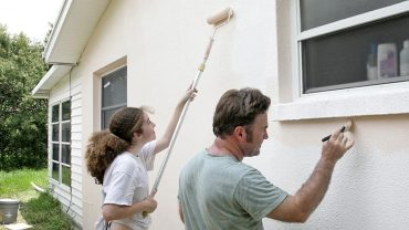 exterior house painting color