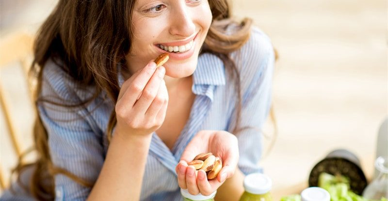 fit snacks into weight loss plan