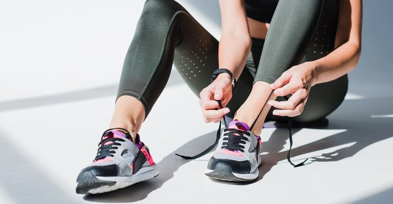 footwear affects posture and health