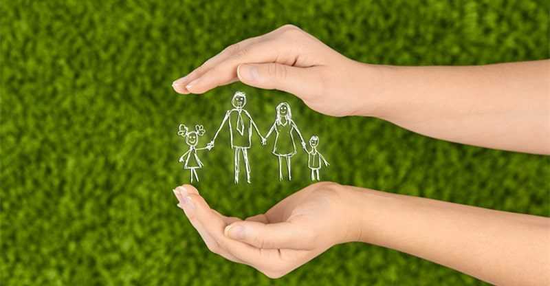 give family future with life insurance