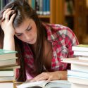 handle stress in college