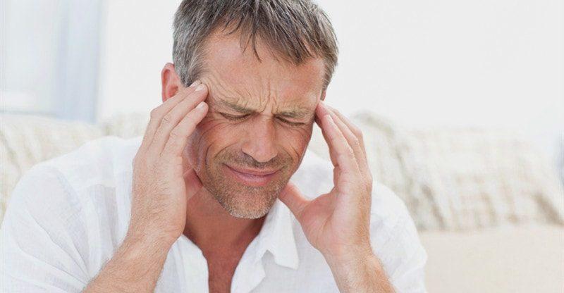 headache after car crash
