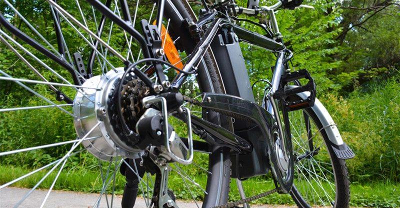 health benefits of electric bikes