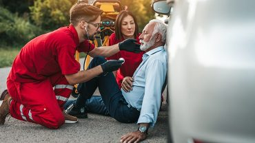 help in cardiac emergency