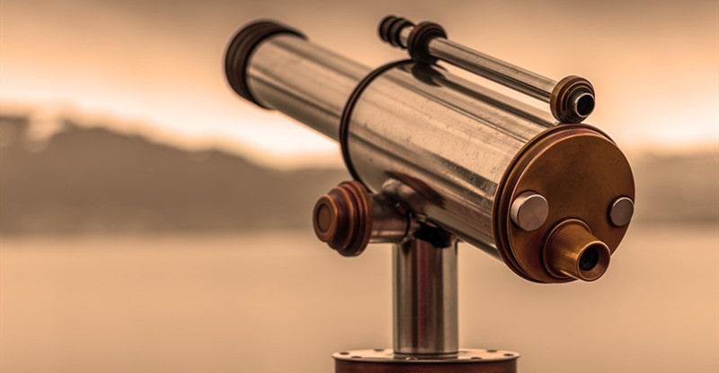 high powered telescope