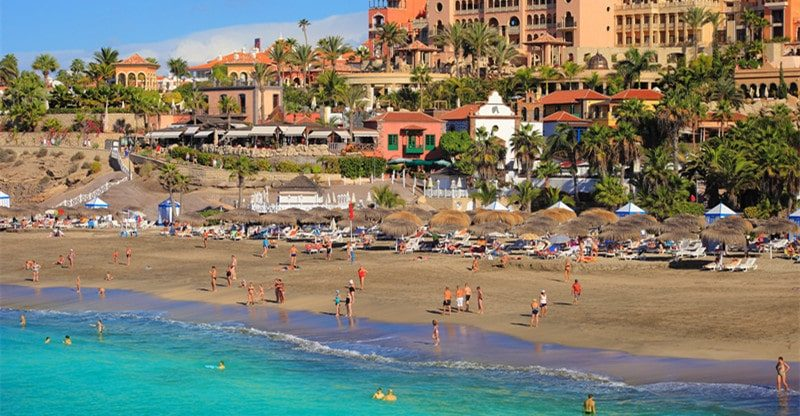 holiday adventure in canary islands