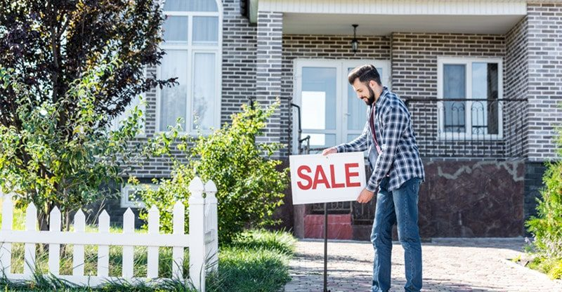 hurdles when selling house