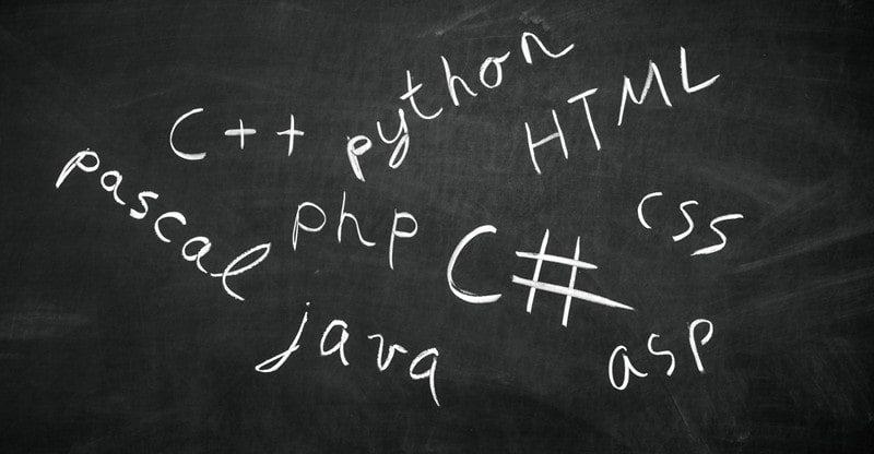 in demand programming languages