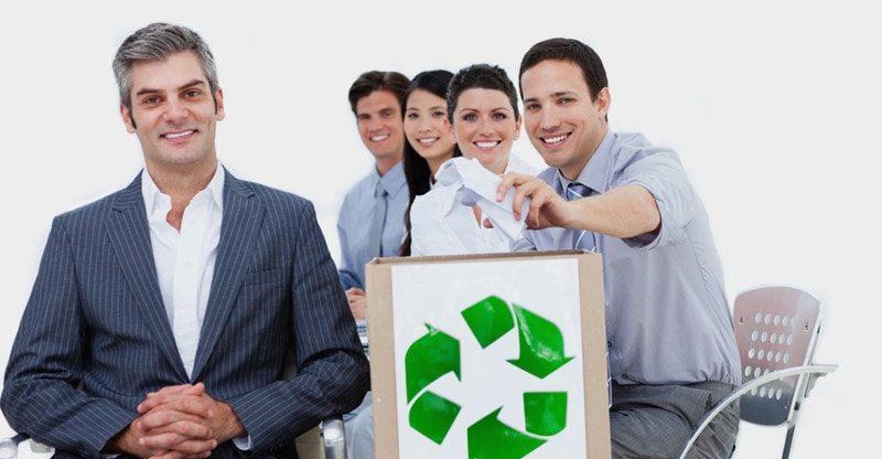 make business greener