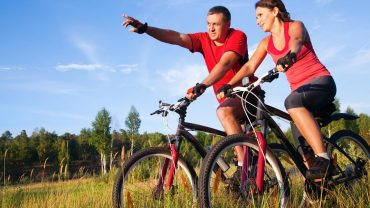 make more time for cycling