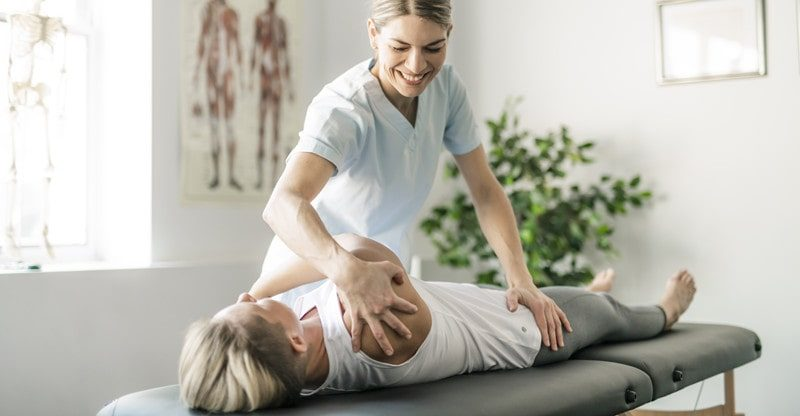 make most of physiotherapy sessions