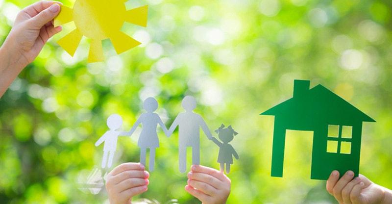 make your home eco friendly