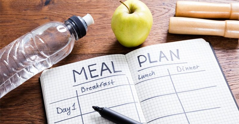 meal planning during holidays