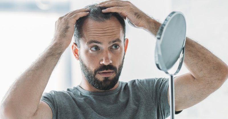 mens hair health tips