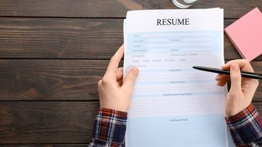 misconceptions about resume writing