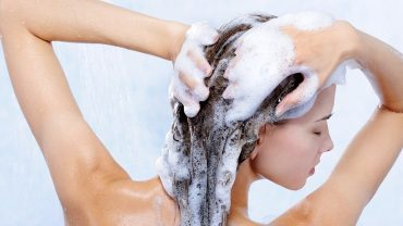 mistakes when shampooing hair