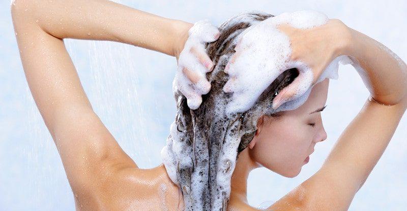 mistakes when shampooing hair