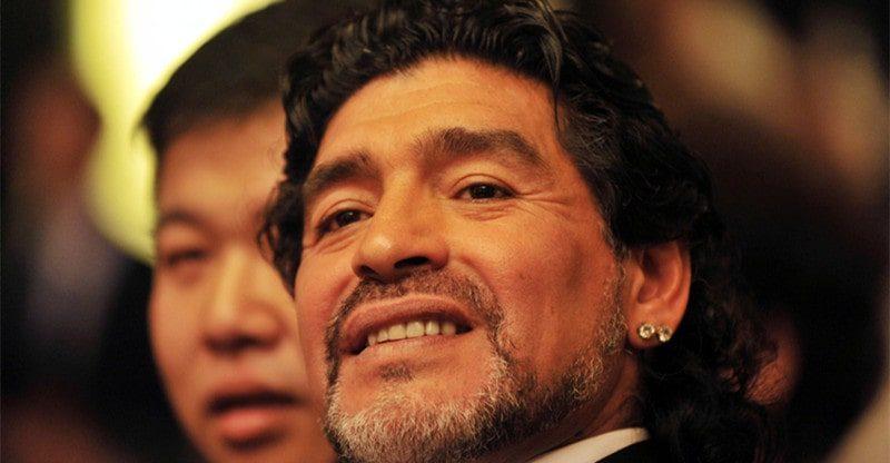 mourn diego maradona