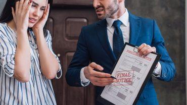 negotiate with debt collectors