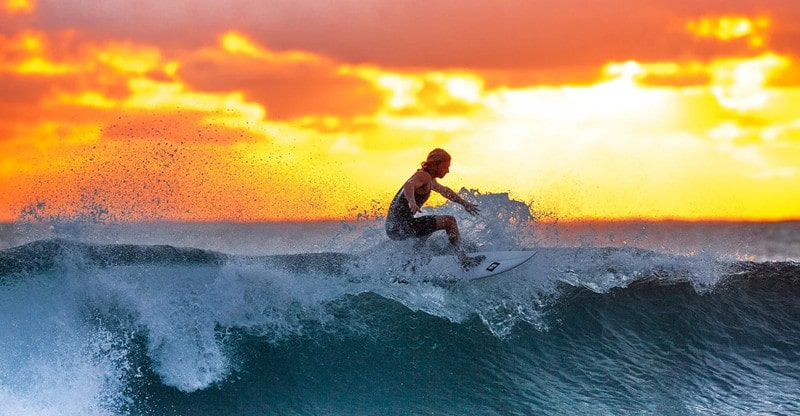 new surfer needs to have