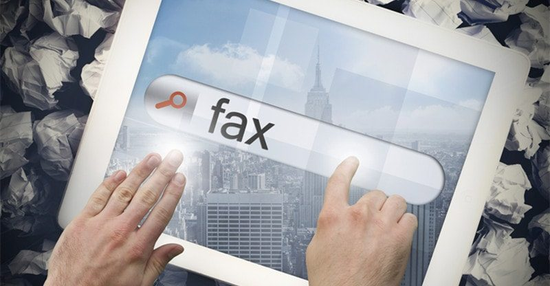 online fax service features