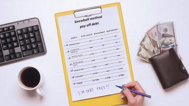 people avoid debt snowball method