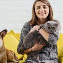 pets help anxiety sufferers relax