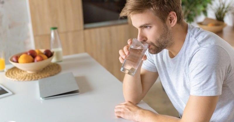 pollutants in drinking water