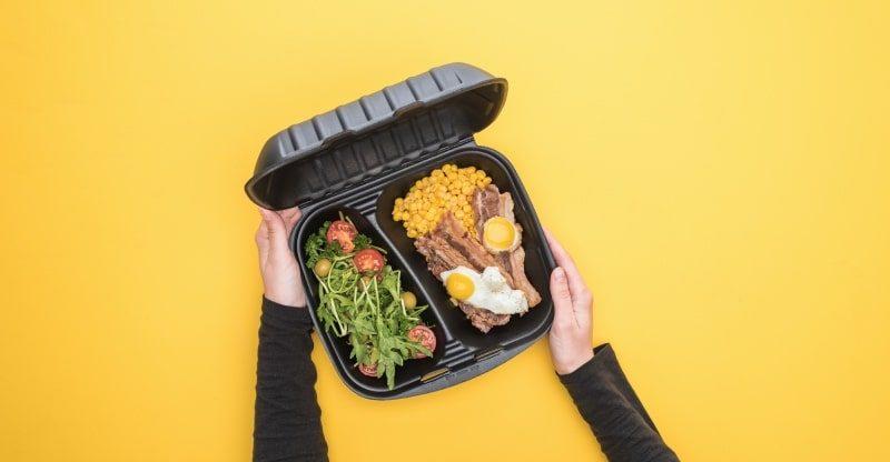 polyethylene in food packaging