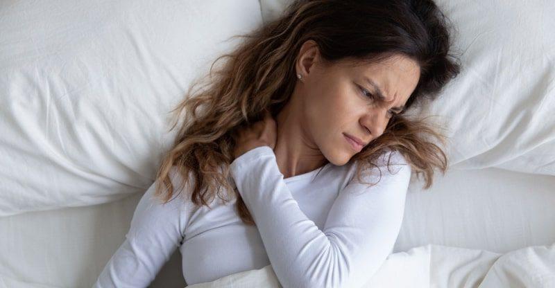 poor sleep hurting health
