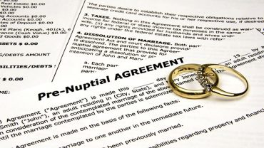prenups are nothing afraid