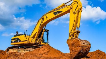 procuring heavy equipment