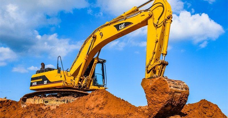 procuring heavy equipment
