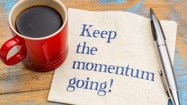 Quotes about Momentum