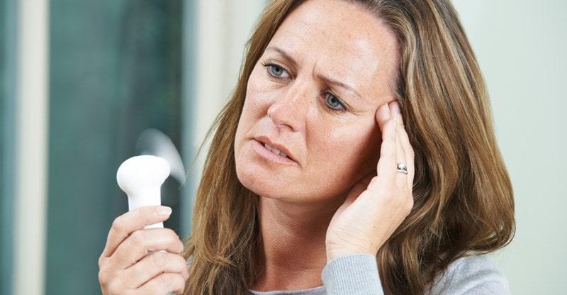 reduce menopausal symptoms