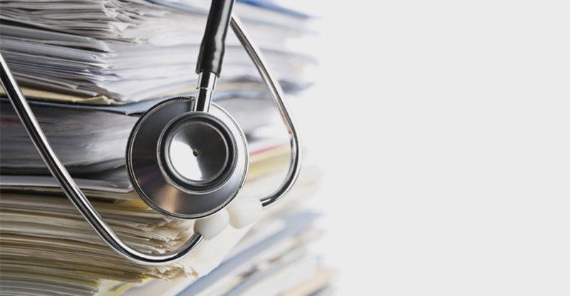 reducing duplicate medical records
